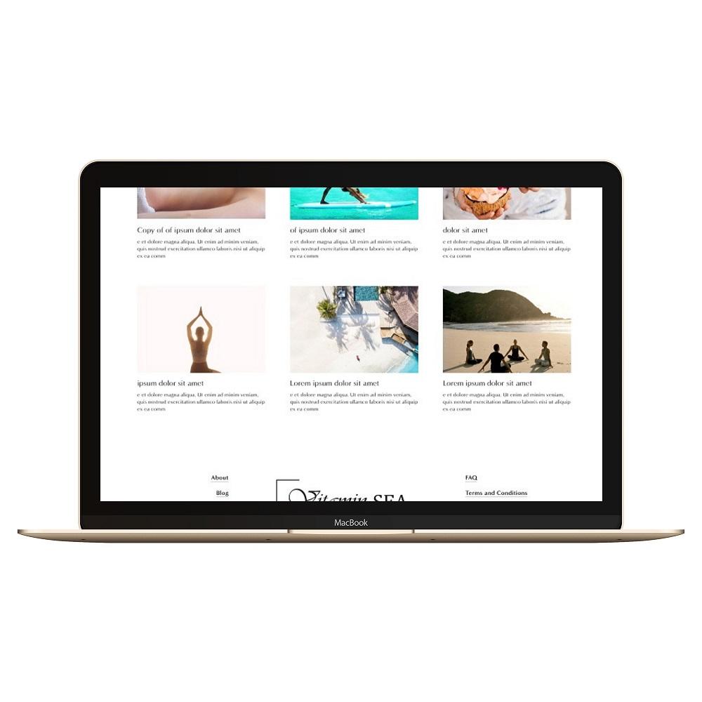 11 Vitamin Sea Mock web design project.jpg