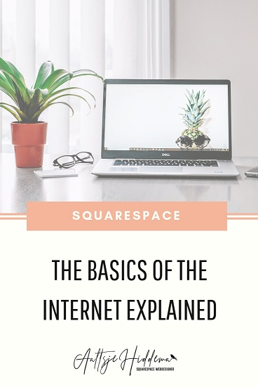 Basic internet explained