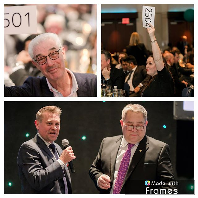 Thanks to our generous #donors this was our best year ever for Support A Cause, and @nicola_wealth 's commitment to match donations encouraged folks to dig deeper than ever, and put us over the top! #grateful #JCCSportsDinner