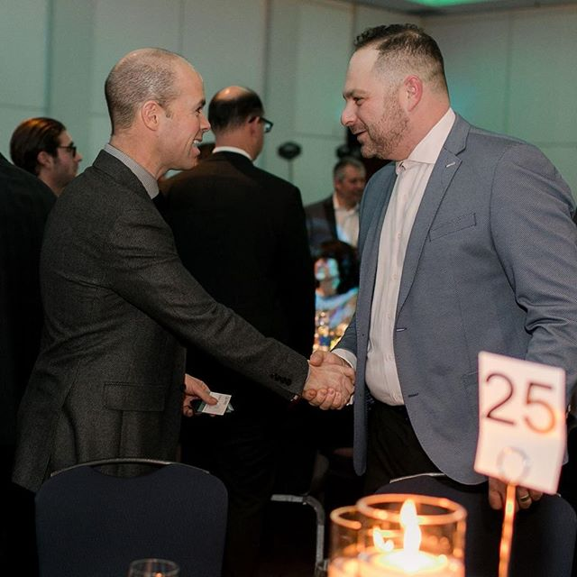 As always #jccsportsdinner 2019 was a fantastic evening of great companies networking with great companies. Thank you to All-Star Sponsors @actonostry @avivacanada Axium Capital Canadian Western Bank @thecapegroup CGI and Capri CMW for your support!