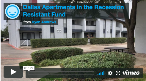 Dallas apartment investment