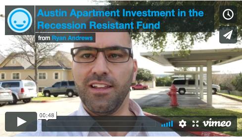 austin apartment investment