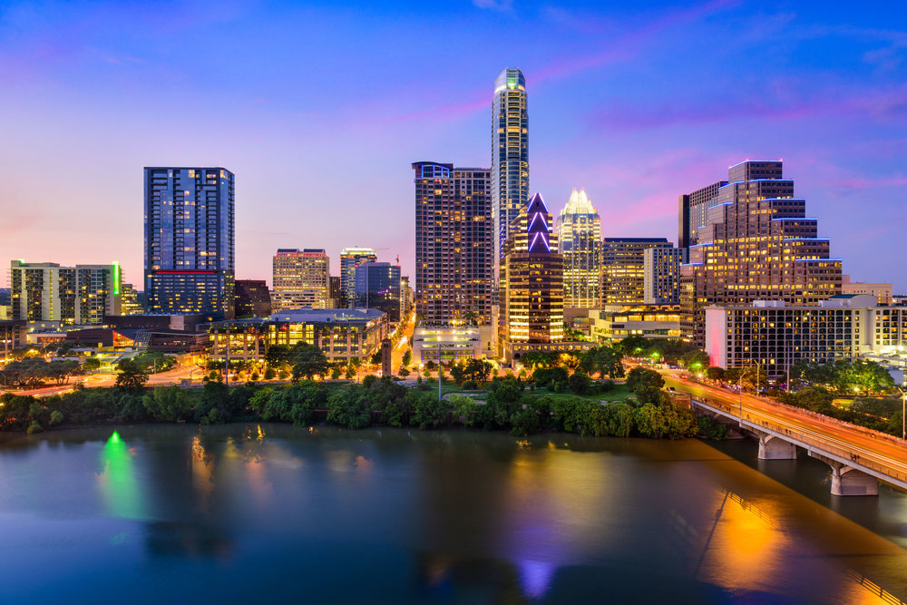Where are we investing… spotlight on Texas - The downtown Austin, TX expanding skyline signifies its growth as one of the fastest growing cities in the US.This underlies why the we hold equity positions in 14 properties in Texas, 8 of these are in the Recession Resistant Fund..