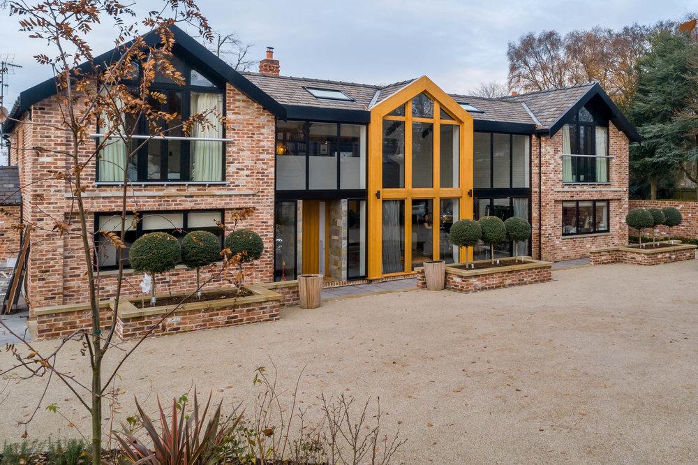 New Build Home - Alderley Edge