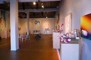 Exhibits — Walter Art Gallery