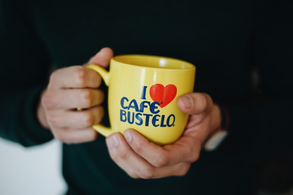 In partnership with Café Bustelo