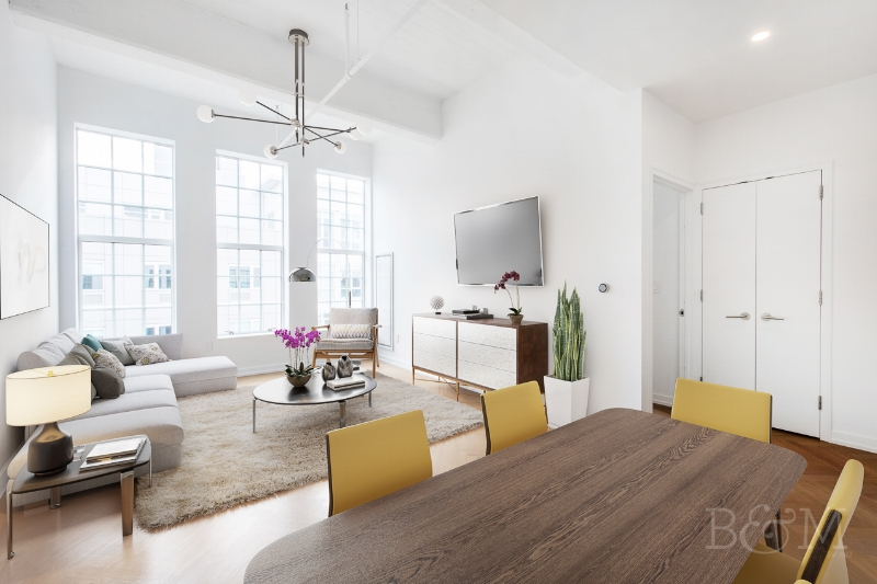 184 Kent Ave, #C403 - Williamsburg | Brooklyn    1 Bedroom // 1 Bath Days on Market — 87 Sold Date: October 2018 Sold Price:    $903,244