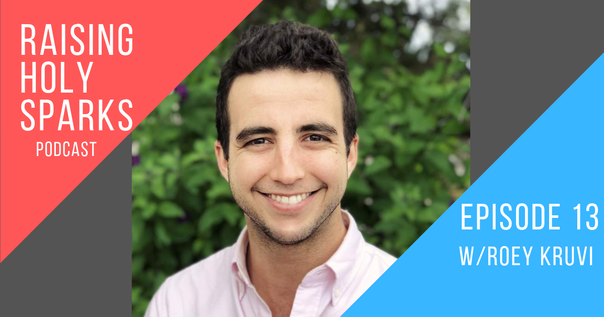 Episode 13: Breaking The Mold, Creating New Ways To Be and Do Jewish