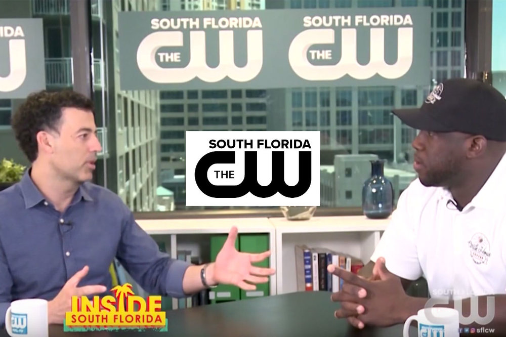 South Florida The CW   Stephen Tulloch introduces Circle House Coffee  (video)