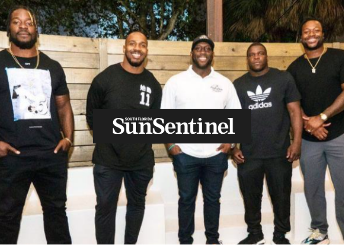 Former NFL linebacker's Circle House Coffee perking up the community