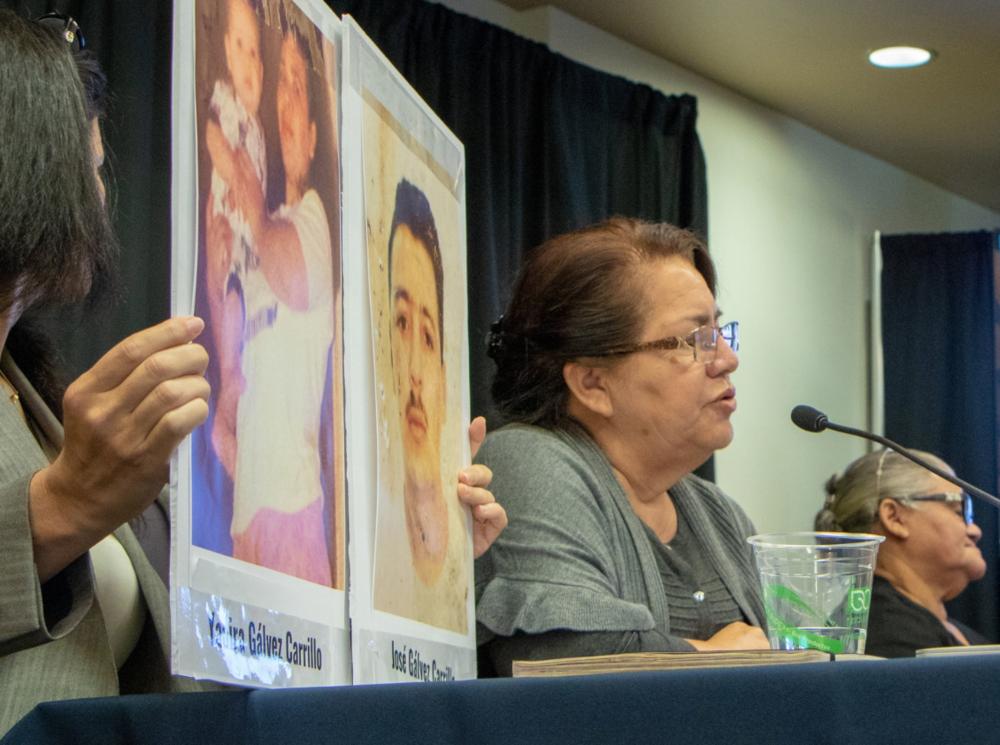 Toma Acción - Únase con Colibrí y familias de migrantes desaparecidos en la búsqueda de verdad y justicia.