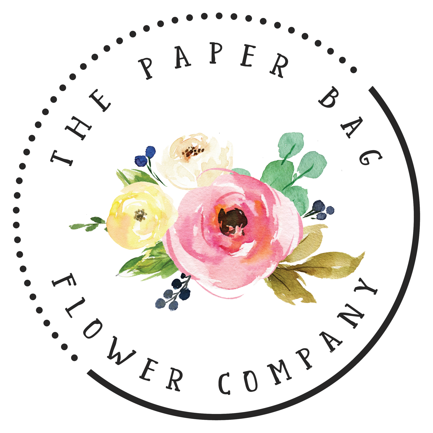 The Paper Bag Flower Company