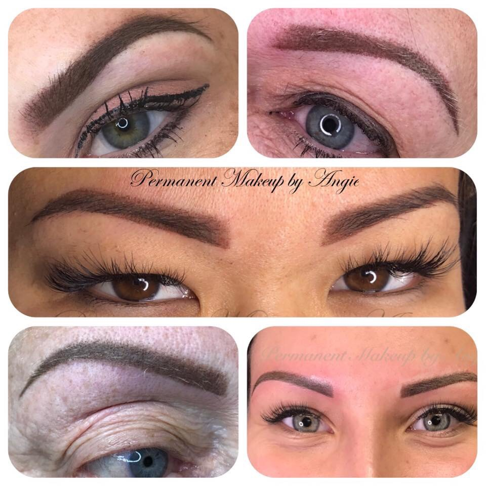 Brow Services - Powder Brow- Enhancing more than the natural brow, soft with a powder like appearance- $450Full Shaded Brow- Most saturated with color but creating a soft appearance-$450Microbladed Brow- Most natural looking with the application mimicking brow hair strokes-$450Combo Brow- A combination of microblading and powdered brow-$550