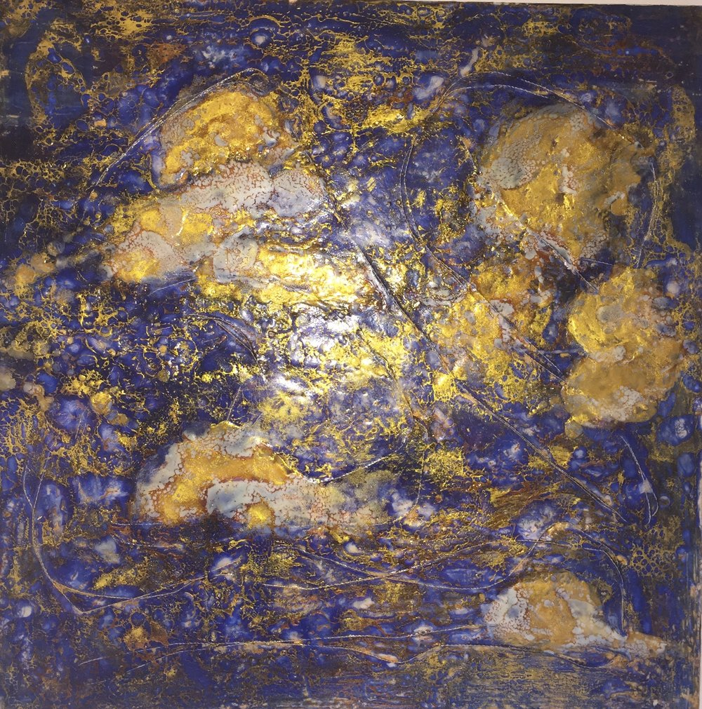 Golden Night Encaustic.jpg