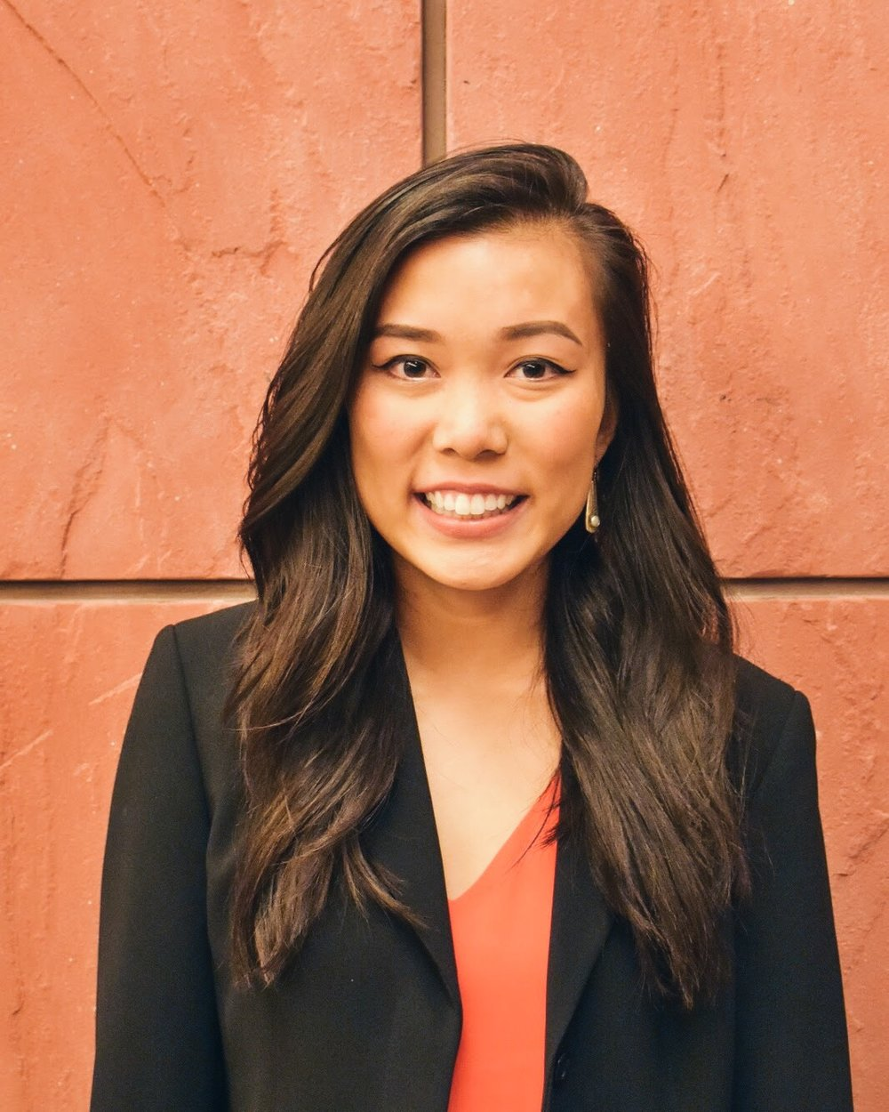 Joanna Giang, Chief of Operations