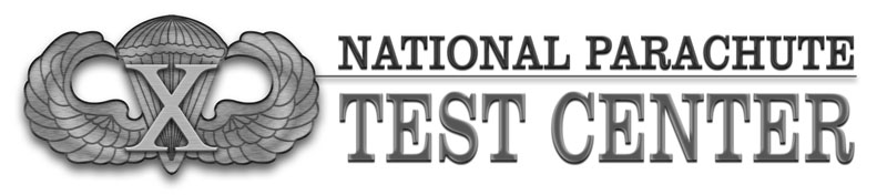 National Parachute Test Center