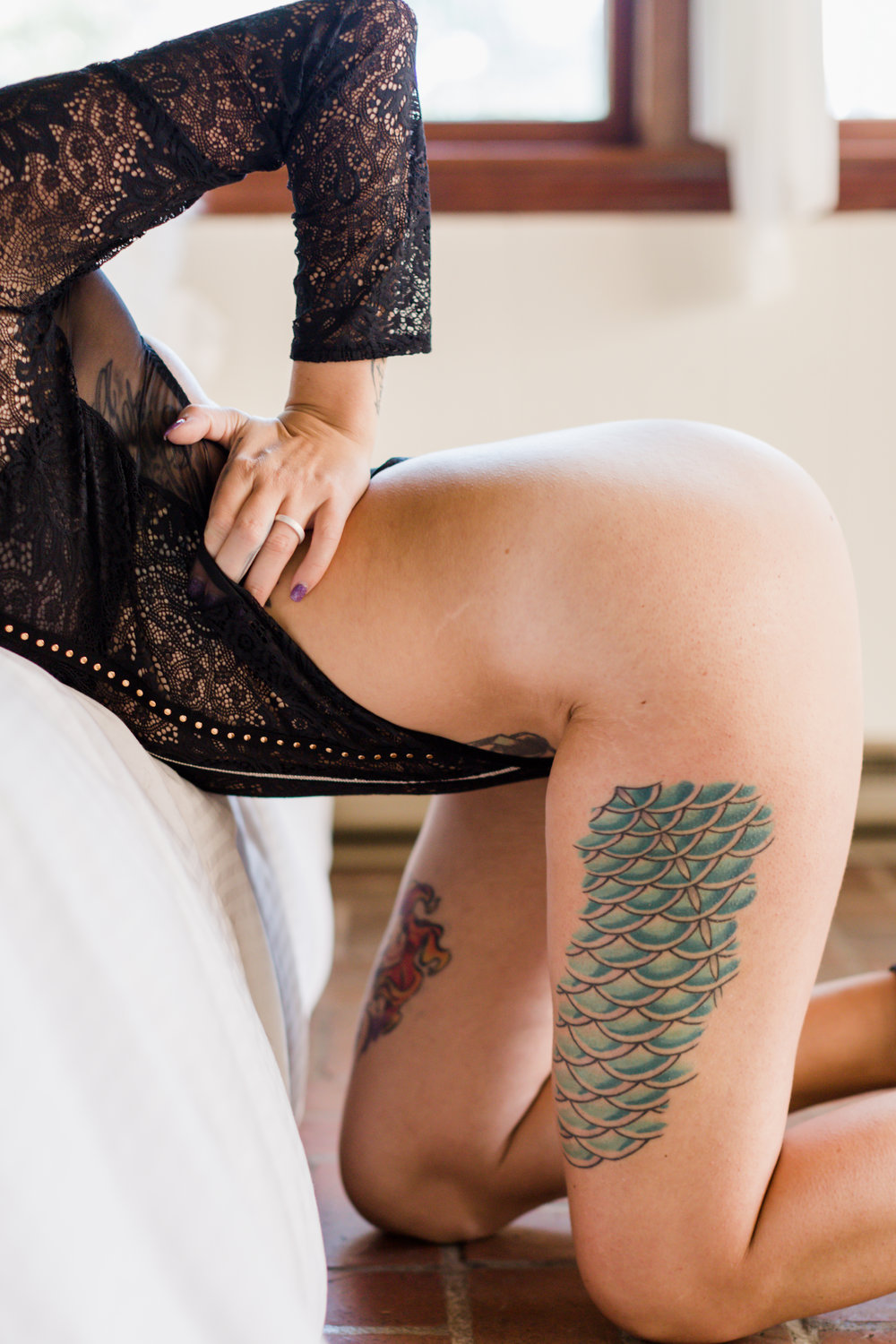 Body Positive Boudoir - Tattoos - Myrtle Beach 9