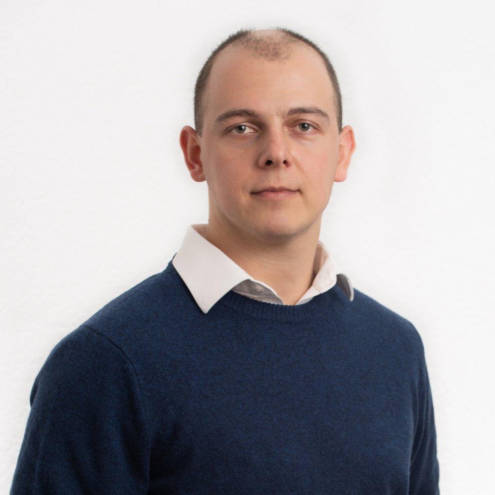 Tomasz Cwik#Digital Innovation Manager#BASF