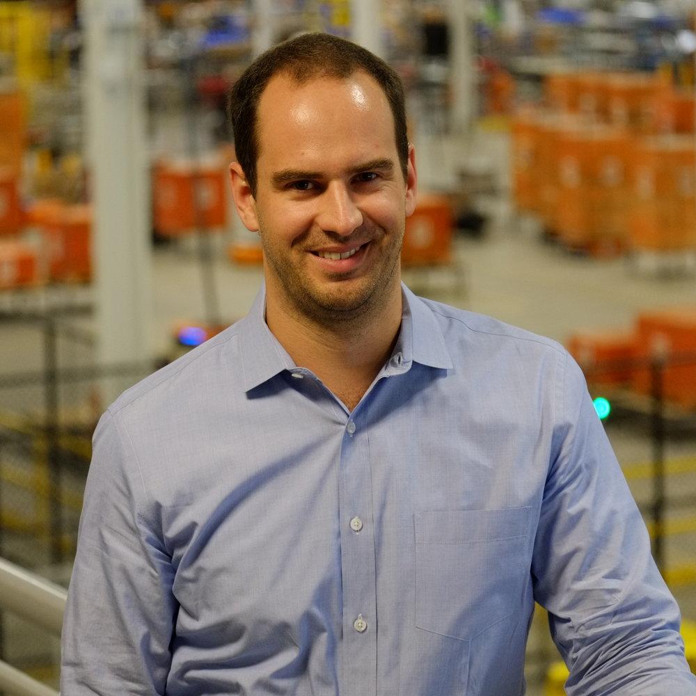 Joey Durham#Senior Manager, Research & Advanced Development#Amazon Robotics