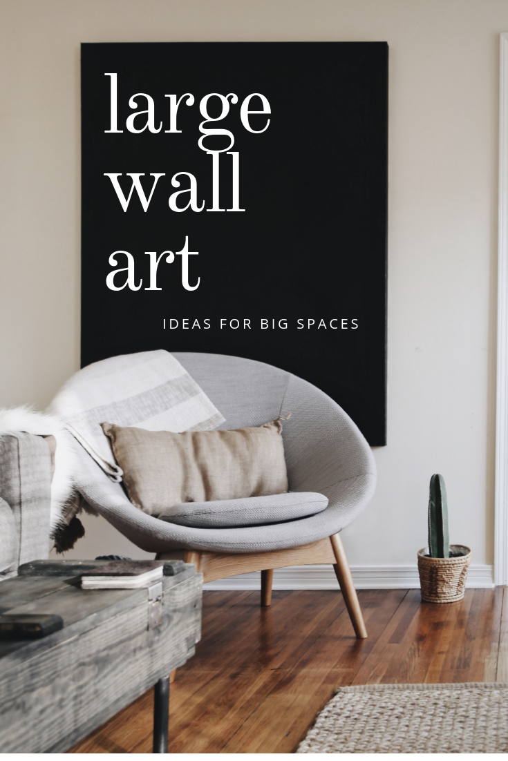 12 Oversized Wall Art Ideas for Big Spaces — 12 PIECES