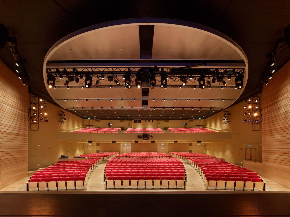Blackman Auditorium @ Northeastern University