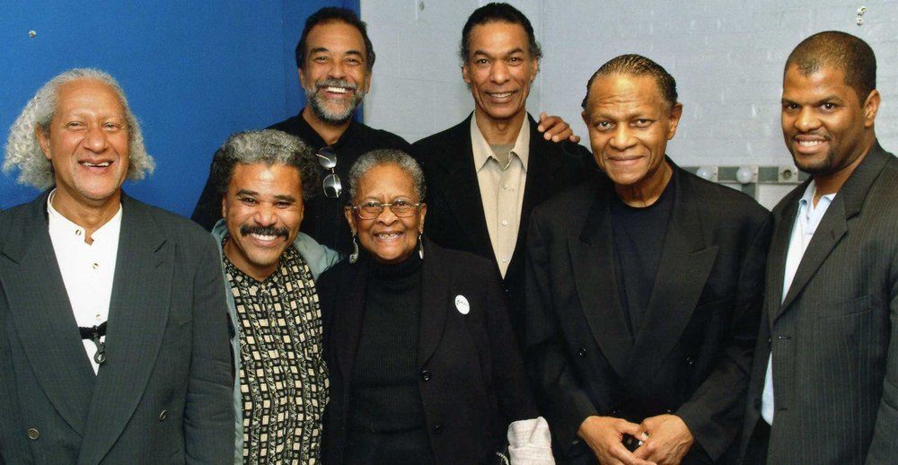 "Gary Bartz, Anthony Brown, Leonard Brown, Cousin Mary"" Alexander, Tommy Lott, McCoy Tyner, Emmett Price"