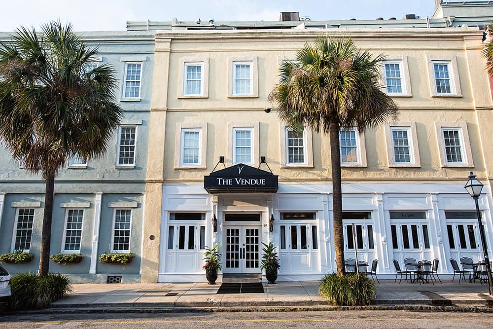 The Vendue Hotel