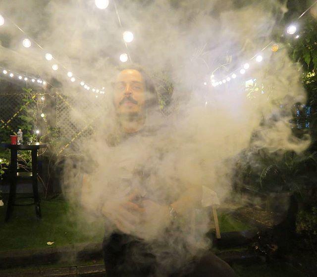 You can find me in the clouds @rastasheed #passthekush #marijuana #immortalsteppa Photo by: @taraharrisonmusic