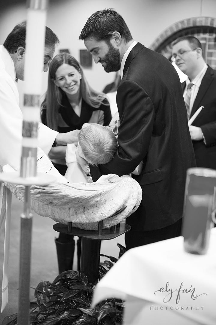 Baptism, Ely Fair