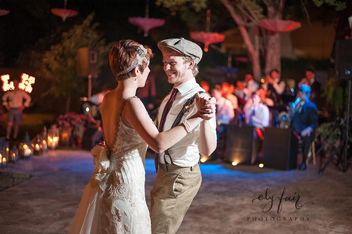 circus themed wedding