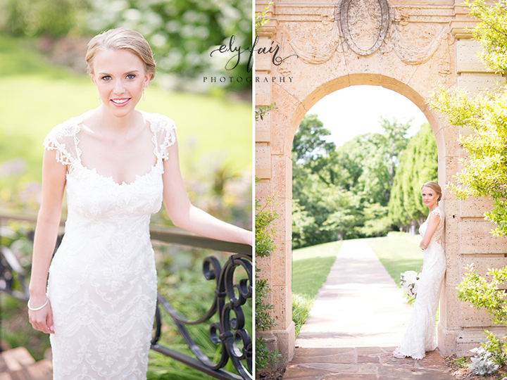 Philbrook Bridals, Tulsa Oklahoma, Ely Fair Photography