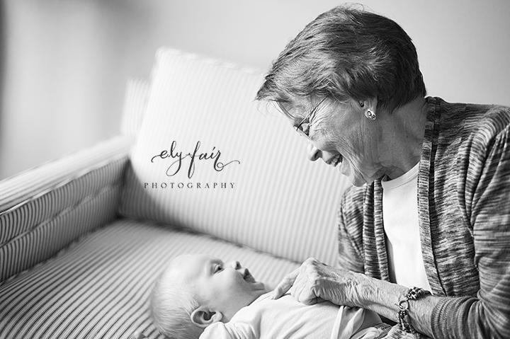 Gram & great grandson