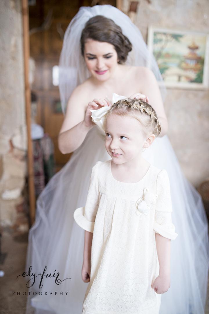 Oklahoma Wedding, White Dog Hill