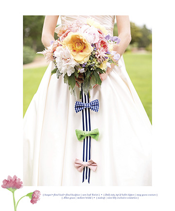 Brides of Oklahoma Bows and Blooms