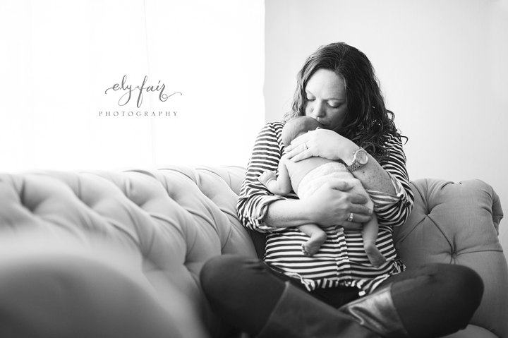 Oklahoma City Newborn Photographer, Ely Fair
