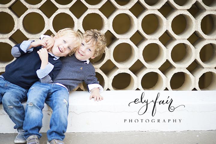 Twins, Ely Fair Photography