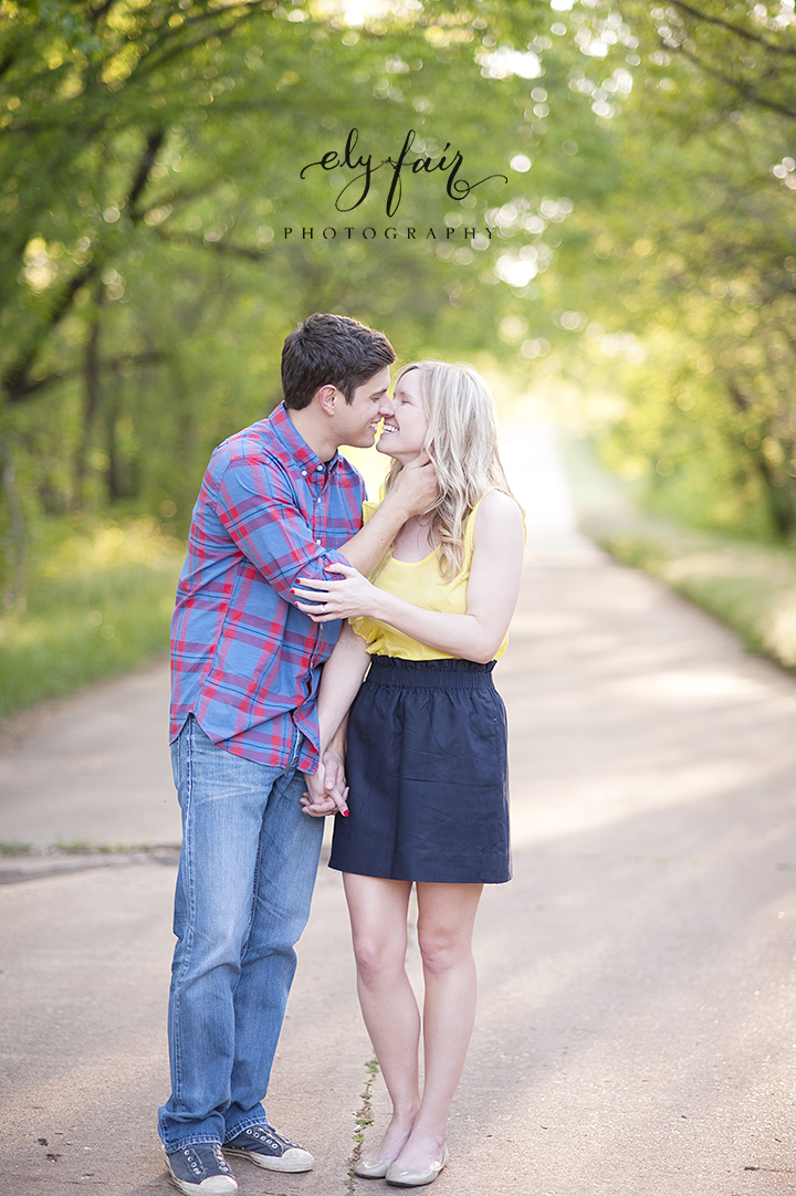 Engagement Picture, Ely Fair Photography