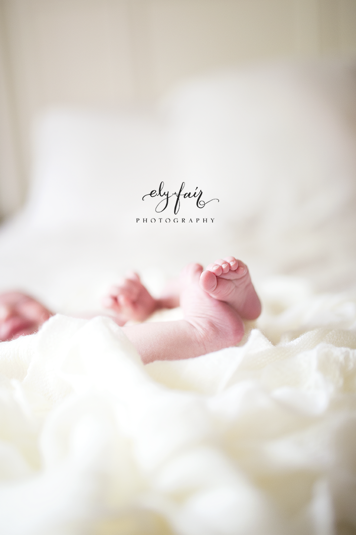 Oklahoma Newborn Photography | Ely Fair