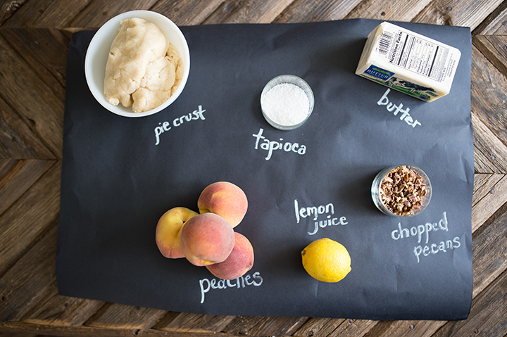 Peach Praline Pie | Cuppies and Joe | Ely Fair Photography