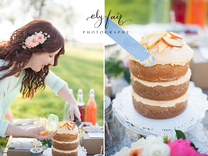 Mother's Day Picnic | Cuppies and Joe | Wednesday Custom Design | Juniper Design's Floral | Ely Fair Photography | Peach Pie