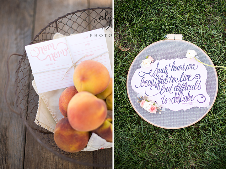Mother's Day Picnic | Cuppies and Joe | Wednesday Custom Design | Juniper Design's Floral | Ely Fair Photography | Recipe Cards