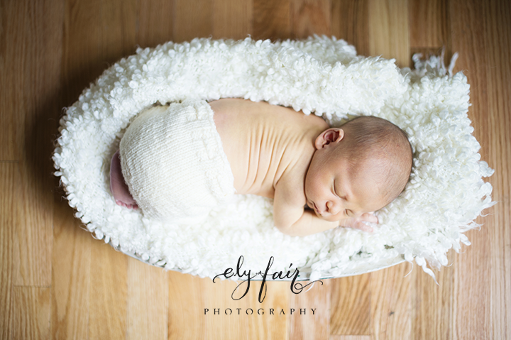 Oklahoma Newborn Photographer | Ely Fair Photography