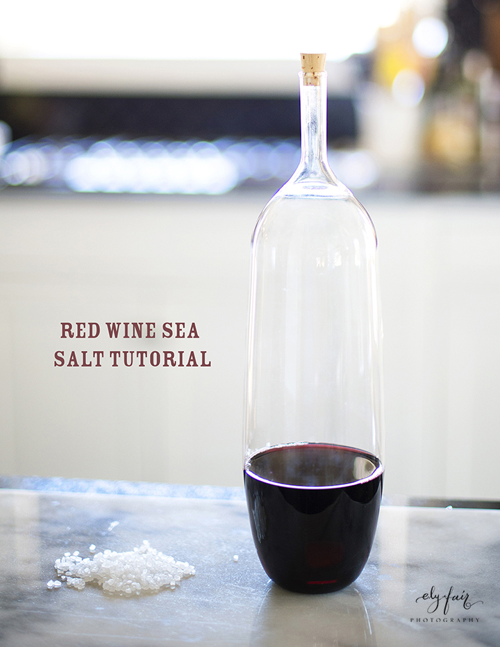 Red Wine Sea Salt