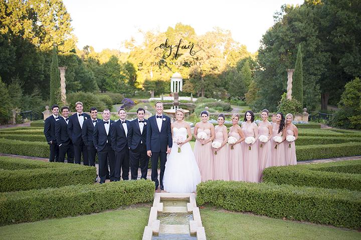 Philbrook Wedding   Tulsa   Ely Fair Photography