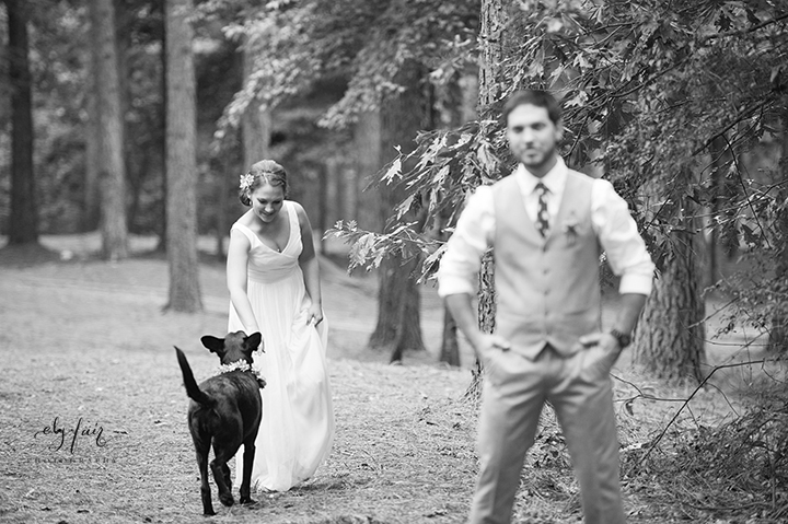 Ely Fair Photography | Forrest Wedding | Beaver's Bend, Oklahoma | First Look