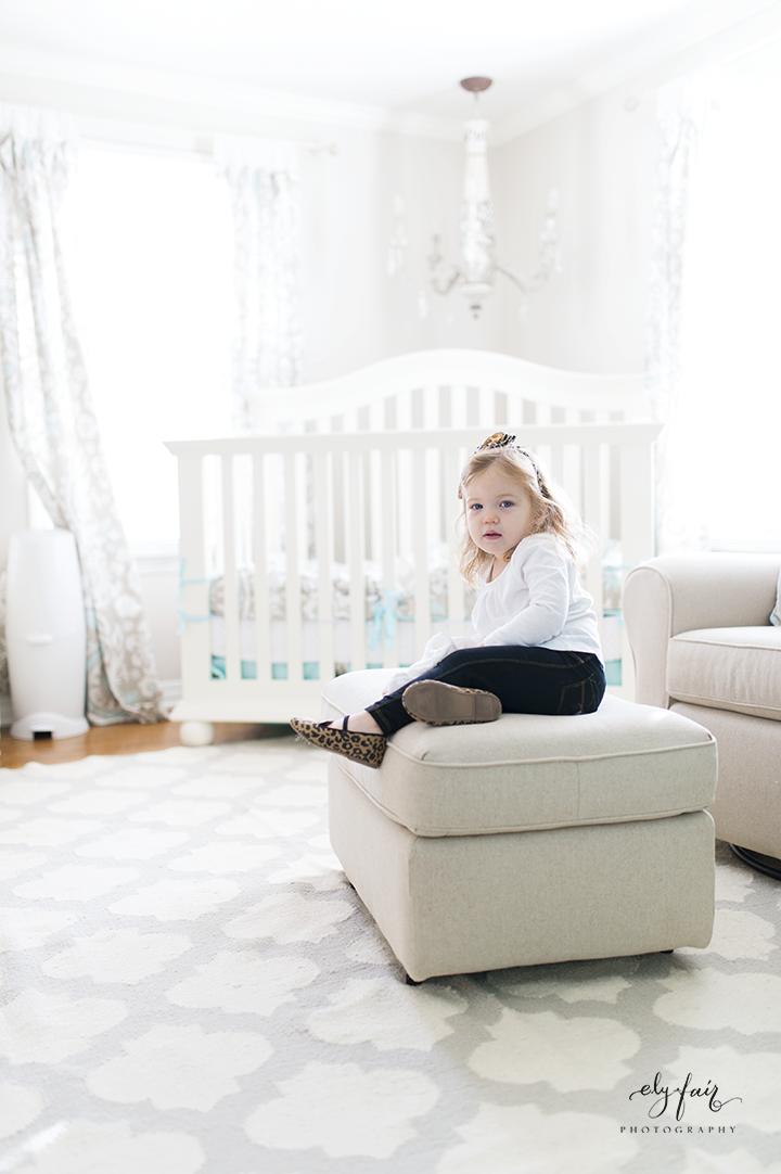 Cute Nursery | Ely Fair Photography