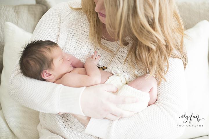 Ely Fair Photography | Oklahoma Newborn Photographer