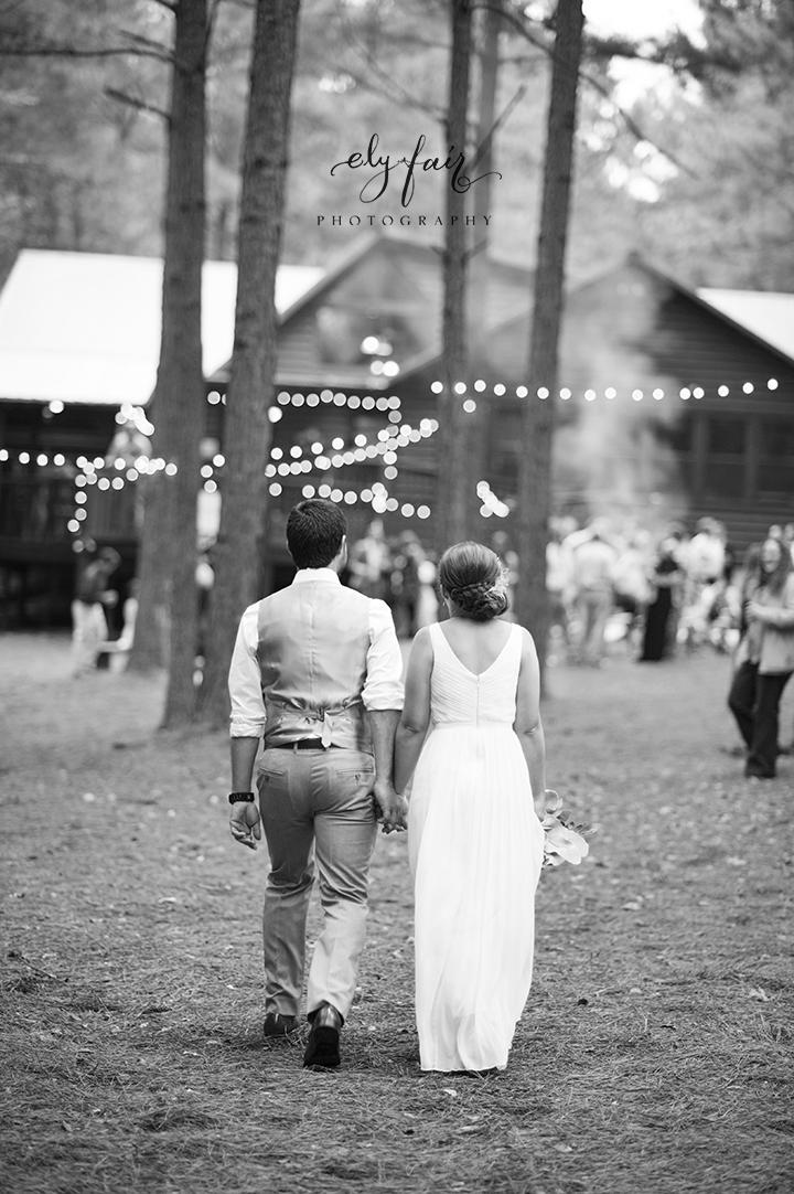 Ely Fair Photography | Forrest Wedding | Beaver's Bend, Oklahoma