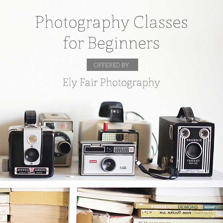 Oklahoma Photography Classes for Beginners