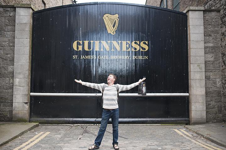 Guinness Factory, Ireland | Ely Fair Photography |